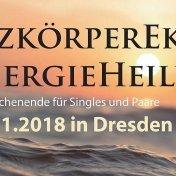 Erstmals in Dresden: GanzKörperEkstase im November 11